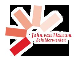 John van Hattum Schilderwerken Logo
